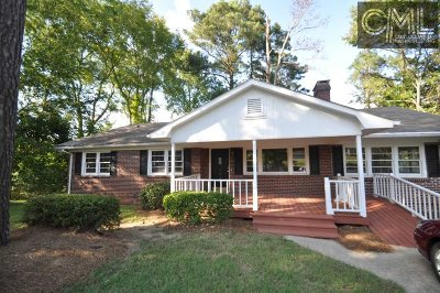 Newberry Single Family Home For Sale: 1934 Drayton