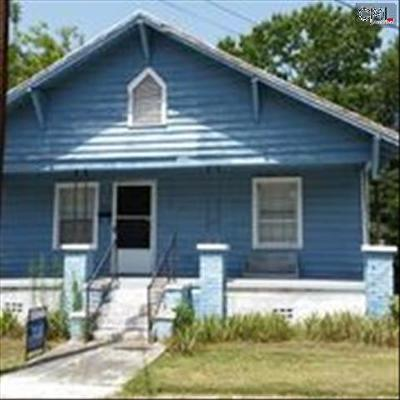 NEWBERRY Single Family Home For Sale: 410 Drayton