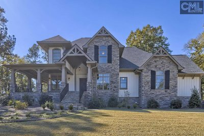 The Reserve On The Saluda Single Family Home For Sale: 1015 Laurel Crest
