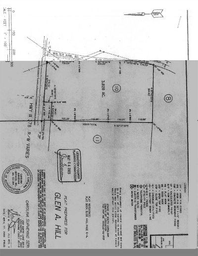 Residential Lots & Land For Sale: 116 Walter Rawl