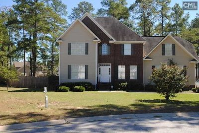 Blythewood Single Family Home For Sale: 11 Ole Sand