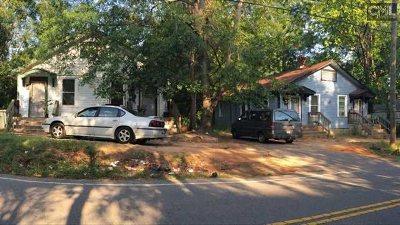 Keenan Terrace Multi Family Home For Sale: 4005 Ridgewood