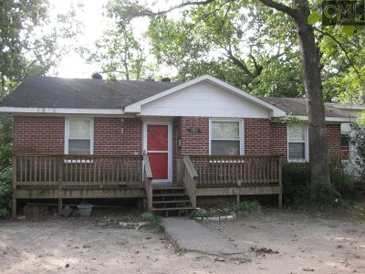Cayce Single Family Home For Sale: 1027 Northland