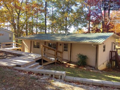 Prosperity SC Single Family Home Sold: $169,000