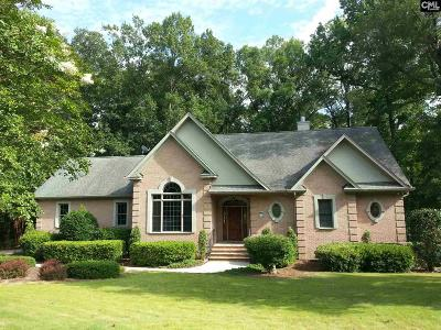 Lexington County, Newberry County, Richland County, Saluda County Single Family Home For Sale: 8 Forrest Shealy