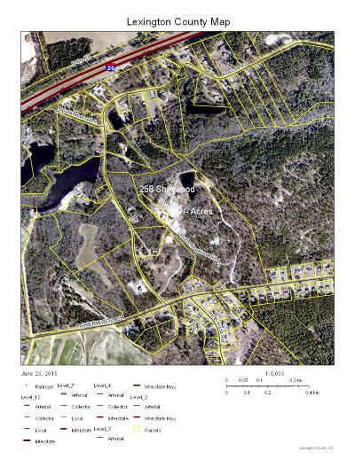 Lexington County Residential Lots & Land For Sale: 258 Sherwood