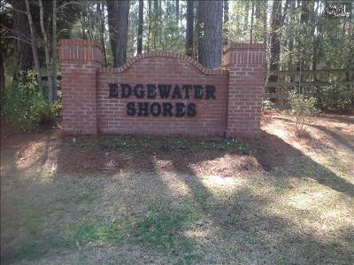 Edgewater Shores Residential Lots & Land For Sale: Edgewater