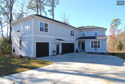 Lexington County, Newberry County, Richland County, Saluda County Single Family Home For Sale: 1924 Johnson Marina