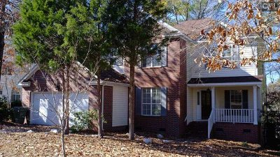 Irmo Single Family Home For Sale: 25 Glenhawk