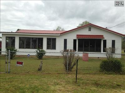 Sumter Single Family Home For Sale: 370 West Ave
