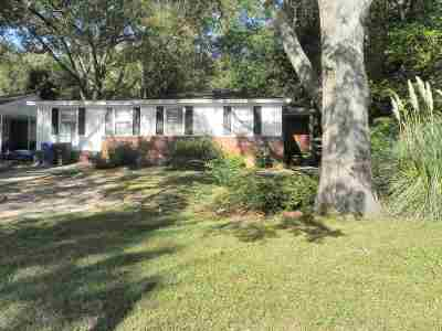Columbia Single Family Home For Sale: 911 Airport