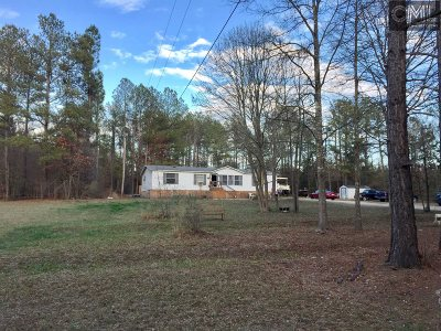 Leesville Single Family Home For Sale: 2560 Summerland Hwy