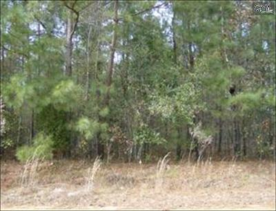 Swansea SC Residential Lots & Land For Sale: $5,500