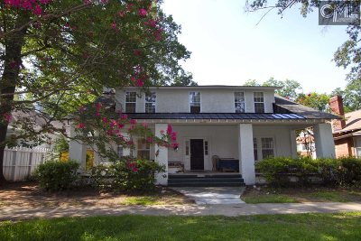 Blythewood, Ridgeway, Winnsboro, Columbia, Elgin, Ballentine, Eastover, Forest Acres, Gadsden, Hopkins Single Family Home For Sale: 2820 Wilmot