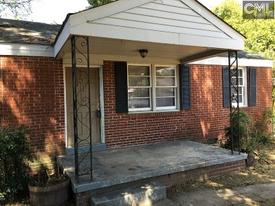 Columbia Single Family Home For Sale: 1329 Hibiscus