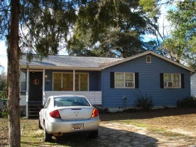 Cayce, Springdale, West Columbia Single Family Home For Sale: 506 Taylor