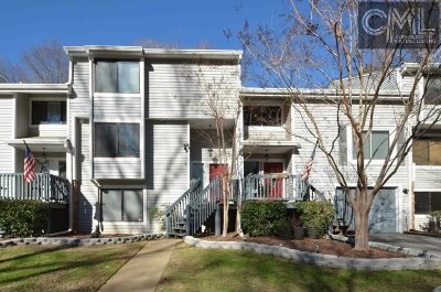 Lexington County, Richland County Condo For Sale: 257 Shoreline