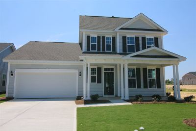 Elgin Single Family Home For Sale: 226 Sallie Gordon #27