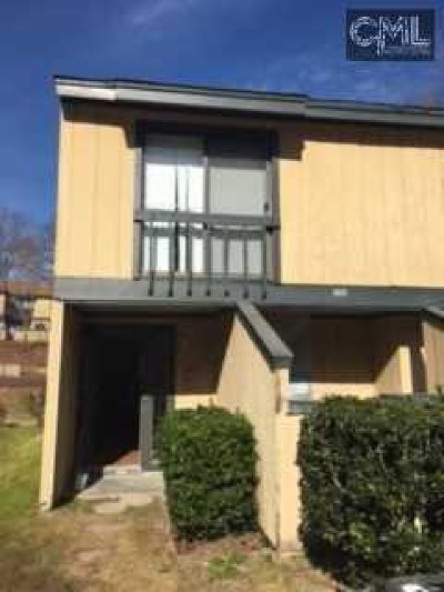Lexington County, Richland County Townhouse For Sale: 153 Wood