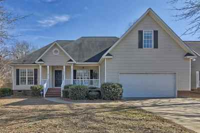 Lugoff Single Family Home Contingent Sale-Closing: 103 Remington