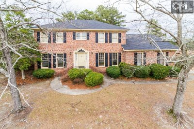 Spring Valley Single Family Home For Sale: 122 Olde Springs