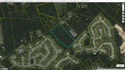 Irmo Residential Lots & Land For Sale: 1120 Hopewell Church