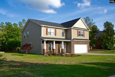 Blythewood Single Family Home For Sale: 110 Coopers Pond