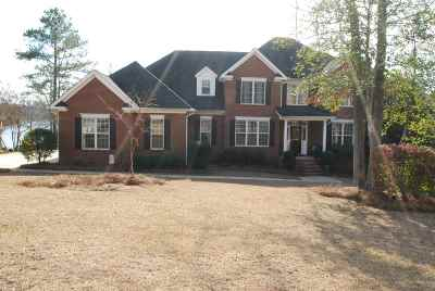 Lexington County, Newberry County, Richland County, Saluda County Single Family Home For Sale: 14 Ferrel