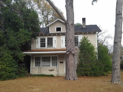Lexington County, Richland County Single Family Home For Sale: 4206 Ridgewood Ave