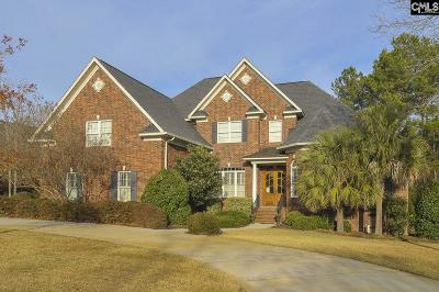 Blythewood Single Family Home For Sale: 502 Cartgate
