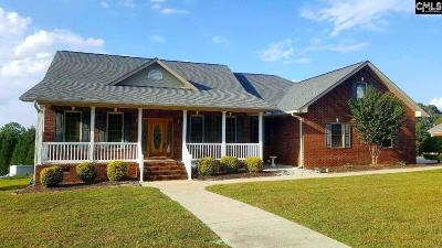 West Columbia Single Family Home For Sale: 135 Highgrove
