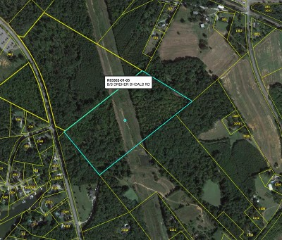 Irmo, Ballentine Residential Lots & Land For Sale: E/S E Dreher Shoals