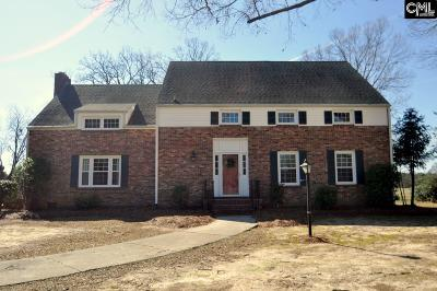Saluda Single Family Home For Sale: 327 Greenwood