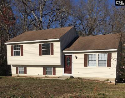 West Columbia Single Family Home For Sale: 242 Stonewood