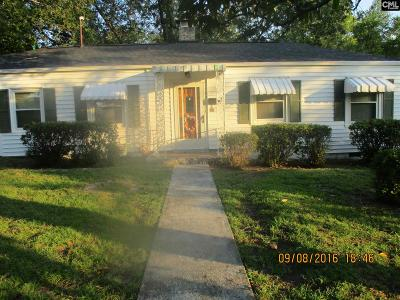 Columbia Single Family Home For Sale: 102 Paul