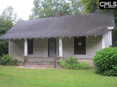 Ridge Spring Single Family Home For Sale: 110 Hazzard Cir