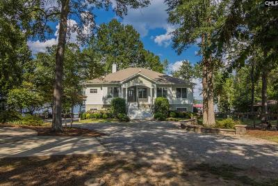 Wateree Hills, Lake Wateree, wateree keys, wateree estate, lake wateree - the woods Single Family Home For Sale: 313 Windy Cove