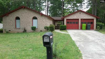 Lexington County, Richland County Single Family Home For Sale: 2210 Hertford