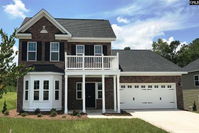 Blythewood, Ridgeway, Winnsboro, Columbia, Elgin, Ballentine, Eastover, Forest Acres, Gadsden, Hopkins Single Family Home For Sale: 641 Upper Tl Lot 99
