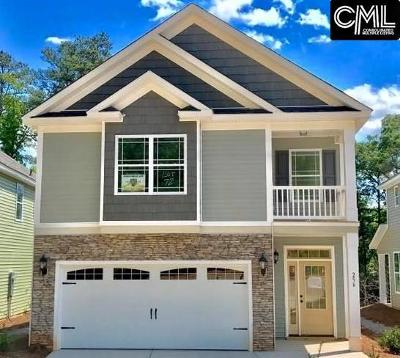 Single Family Home For Sale: 256 Cherokee Pond