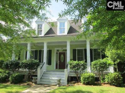 Columbia Single Family Home For Sale: 308 Lake Carolina