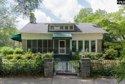 Columbia Single Family Home For Sale: 501 Capitol Pl