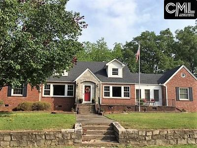Newberry Single Family Home For Sale: 1903 Johnstone