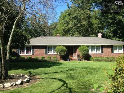 Lexington County, Richland County Single Family Home For Sale: 1441 Elmgren