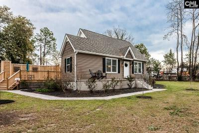 West Columbia Single Family Home For Sale: 320 Greenwood