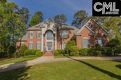 Lexington County, Richland County Single Family Home For Sale: 9 Jacobs Mill
