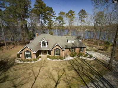 Lexington County, Newberry County, Richland County, Saluda County Single Family Home For Sale: 170 Murray Point