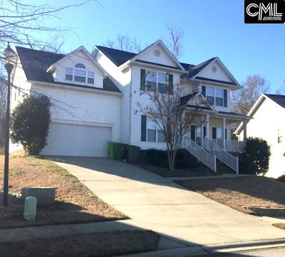 Irmo Single Family Home For Sale: 307 Amberwood
