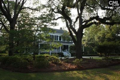 Kershaw County Single Family Home For Sale: 1707 Lyttleton