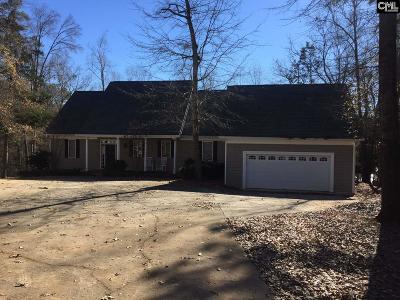 Wateree Hills, Lake Wateree Single Family Home For Sale: 1841 Horsechestnut
